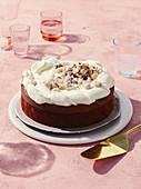 Torta setteveli (Seven veils cake, Italy)