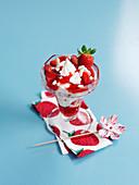 Strawberry Sundae