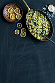 Orecchiette with broccoli sauce