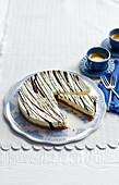 Mascarpone-Limetten-Torte