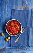 Tomato-Olive-Sauce