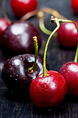 Cherries (close-up)