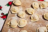 Pelmeni (Russian Dumplings)