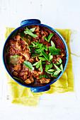 Speedy Lamb Curry