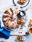Marmalade and Apple Pull-Apart