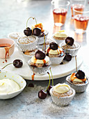 Christmas Fruit and Spice Friands