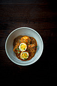 Chicken Egg Curry
