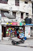 Street scene, Stone Town, Zanzibar