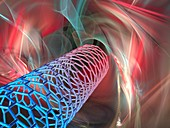 Nanotube, illustration