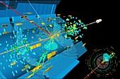 Higgs boson research, ATLAS detector