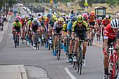Colorado Classic bike race, USA