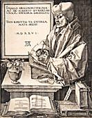 Erasmus of Rotterdam, Dutch theologian