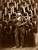 Isambard Kingdom Brunel, British civil engineer