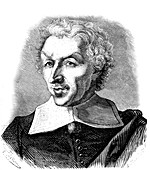 Guy Patin, French physician