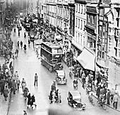 Cornmarket Street, Oxford, 1949