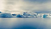 Jokulsarlon glacial lake, Iceland
