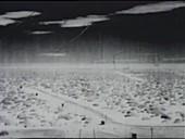 V-2 missile launch, White Sands, USA
