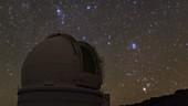 La Palma Telescope and star clusters