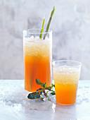 Earl Grey Iced Tea Punch