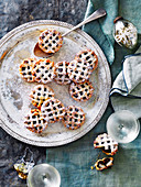 Fig and Ginger Fruit Mince Tarts