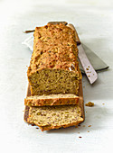 Soft avocado bread