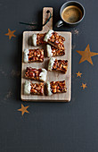 Nut and cherry bars