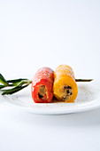 Stuffed pepper rolls