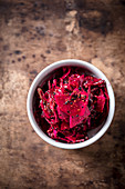 Beetroot and Mustard Pickle