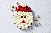 Santa Claus Cupcake