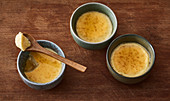 Steamed egg pudding (Japan)
