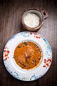 Malabar Chicken Curry (India)