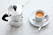 Calorie counting – A quick espresso instead of a cappuccino