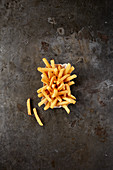 Pommes Frites in Pappschale