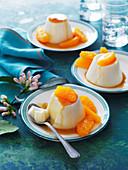Orange Blossom Panna Cotta
