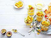 Light Summer Trifle
