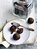 Choc-honey Balls