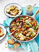 Breakfast Vegie Hash