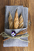 Batards - French bread