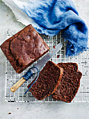 Beetroot and Cacao Loaf