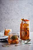 Lacto-fermentierter Kürbis