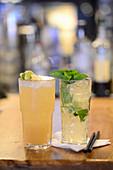 A Mai Tai & a Vodka Mule