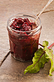 Beetroot and Cranberry Relish