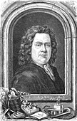Herman Boerhaave, Dutch Chemist and Physician