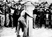 Whipping Post, 1900s