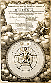 Robert Fludd's Book on Metaphysics, 1617