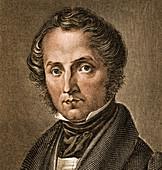 Justus von Liebig, German Chemist