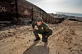 Policing the U.S Mexico Border