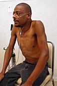 Male Emphysema Patient