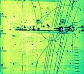 Particles Pass Through Lead Shielding
