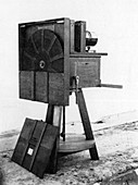 Fixed-Plate Chronophotography Machine, 1883